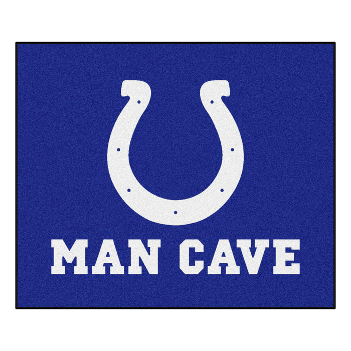 Indianapolis Colts Man Cave Tailgater Rug