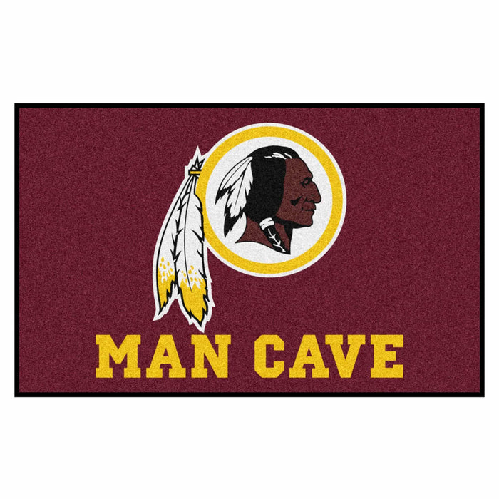 NFL - Washington Redskins Man Cave UltiMat 5'x8' Rug
