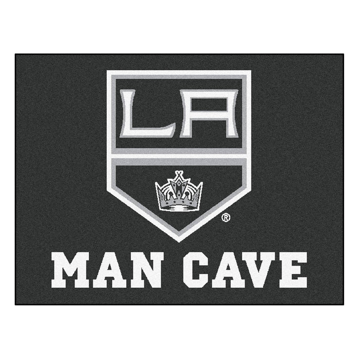 "NHL - Los Angeles Kings Man Cave All-Star Mat 33.75""x42.5"""