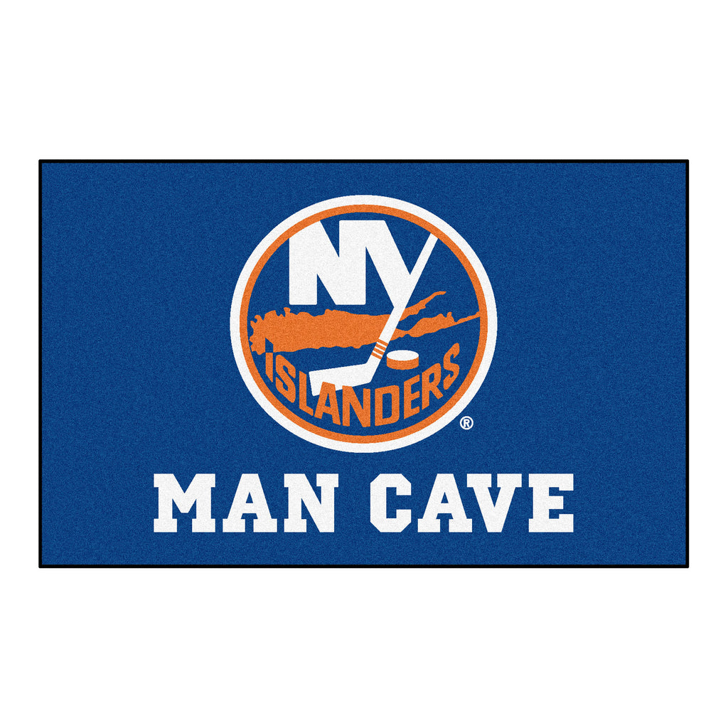 NHL - New York Islanders Man Cave UltiMat 5'x8' Rug