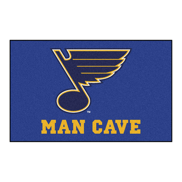 NHL - St. Louis Blues Man Cave UltiMat 5'x8' Rug