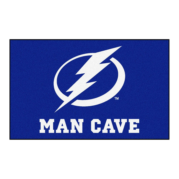 NHL - Tampa Bay Lightning Man Cave UltiMat 5'x8' Rug