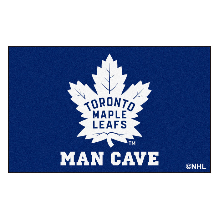 NHL - Toronto Maple Leafs Man Cave UltiMat 5'x8' Rug