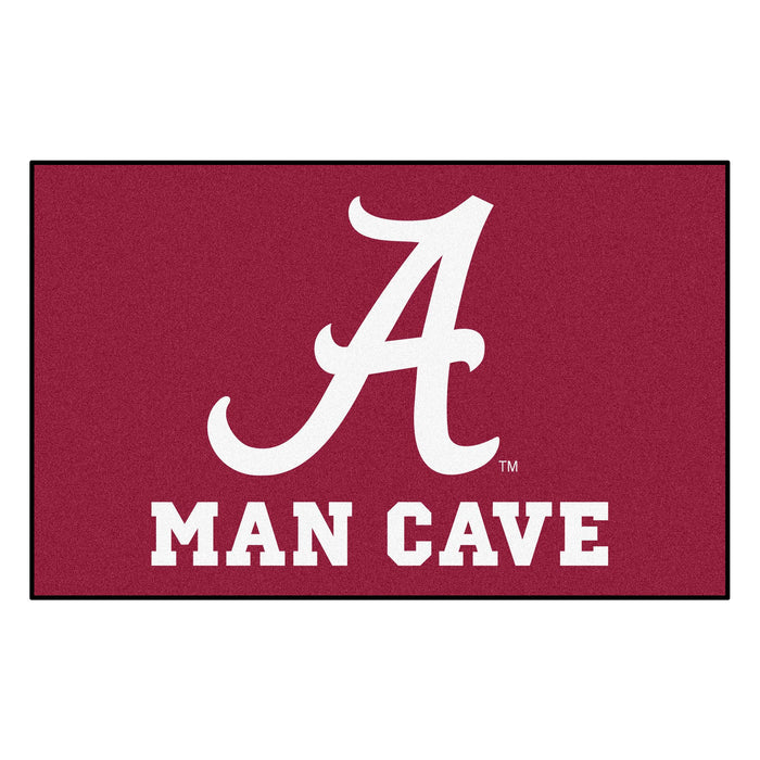Alabama Man Cave UltiMat 5'x8' Rug - Fan Cave Rugs