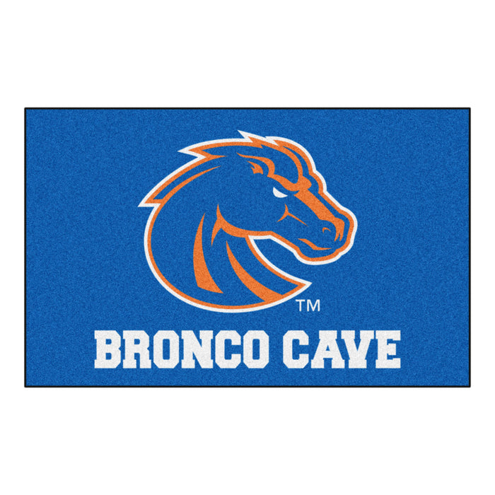 Boise State Man Cave UltiMat 5'x8' Rug