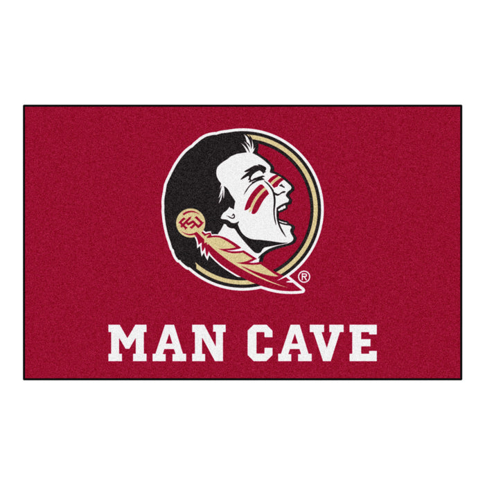 Florida State Man Cave UltiMat 5'x8' Rug