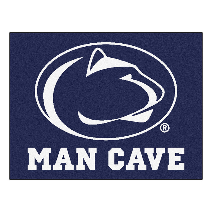 "Penn State Man Cave All-Star Mat 33.75""x42.5"""