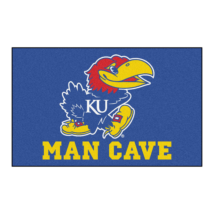 Kansas Man Cave UltiMat 5'x8' Rug
