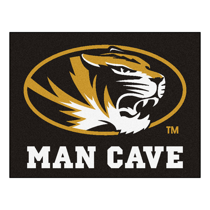 "Missouri Man Cave All-Star Mat 33.75""x42.5"""