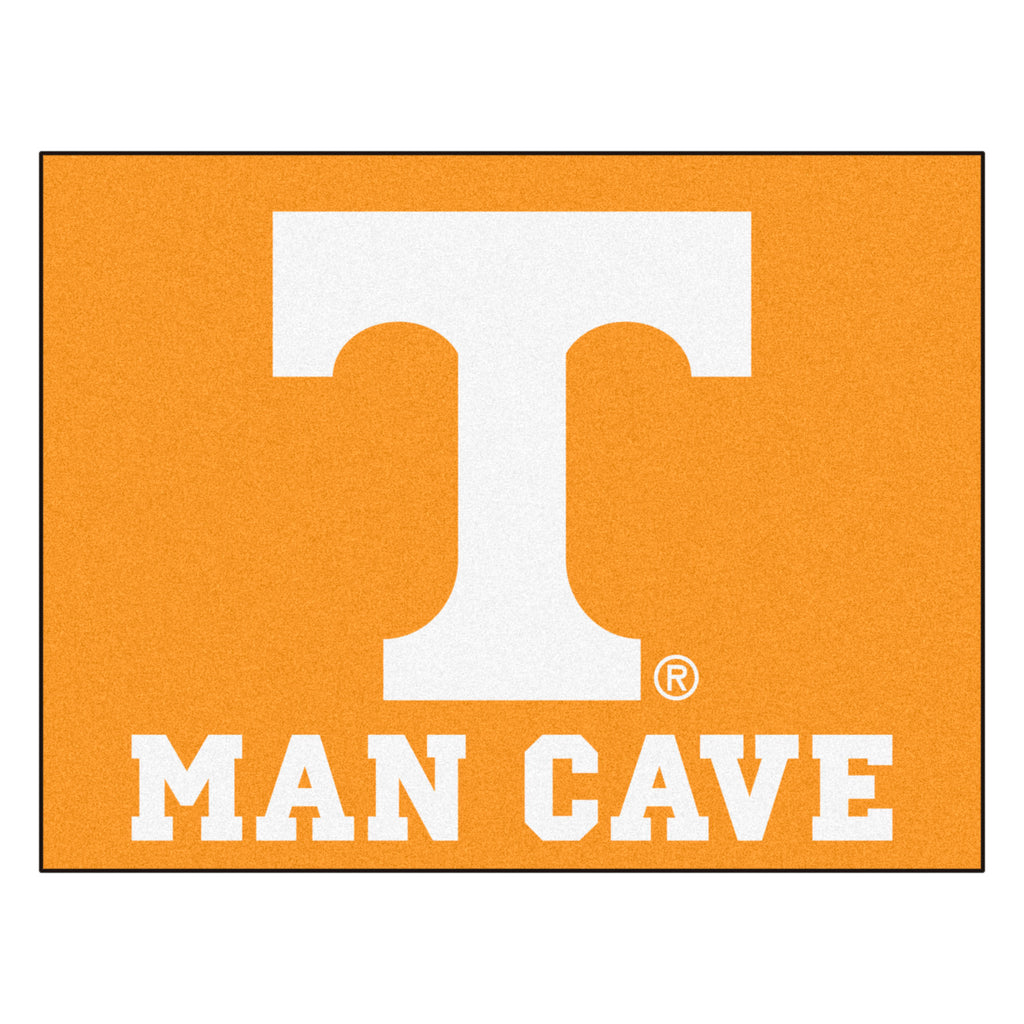 "Tennessee Man Cave All-Star Mat 33.75""x42.5"""