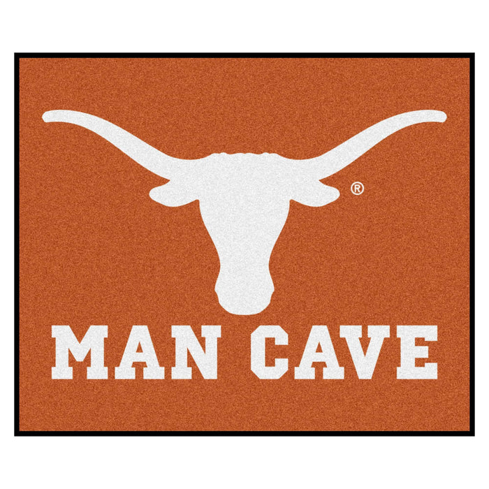 Texas Man Cave Tailgater Rug 5'x6'
