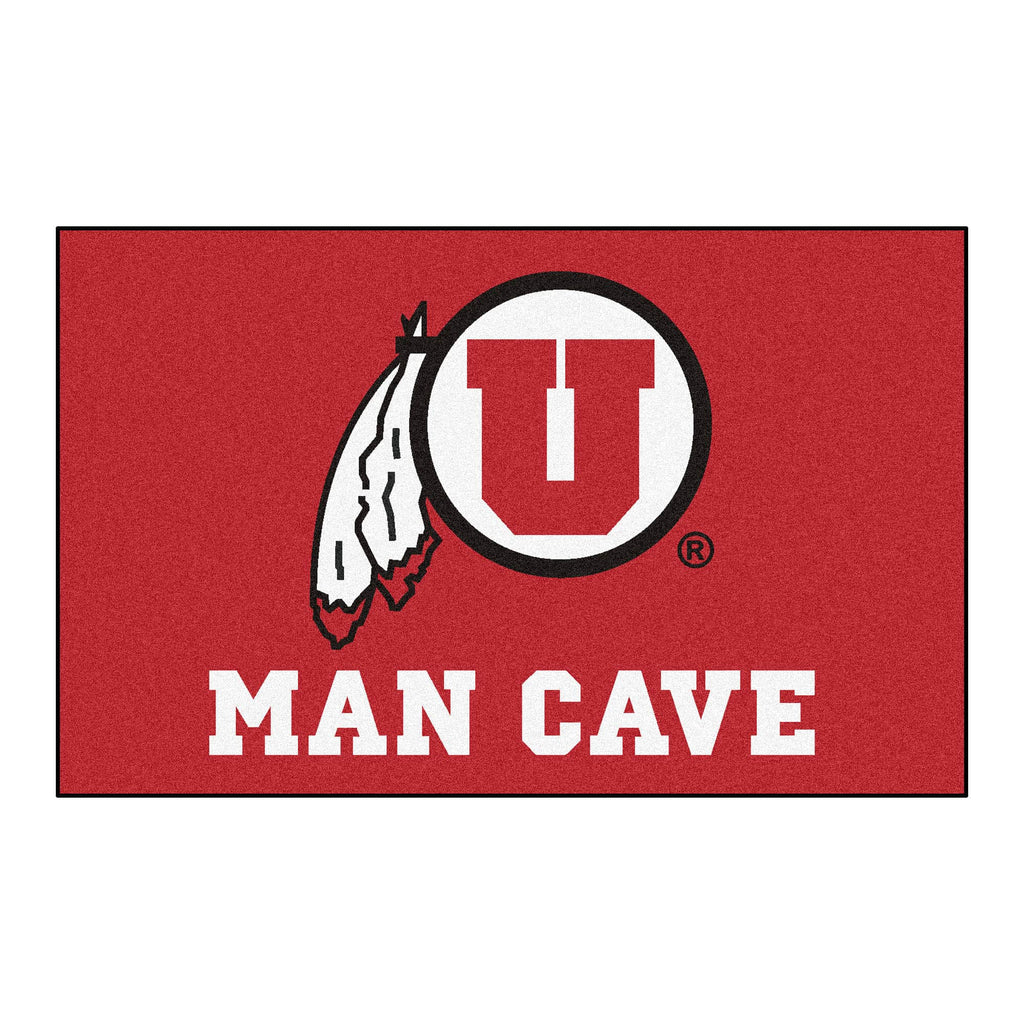 Utah Man Cave UltiMat 5'x8' Rug