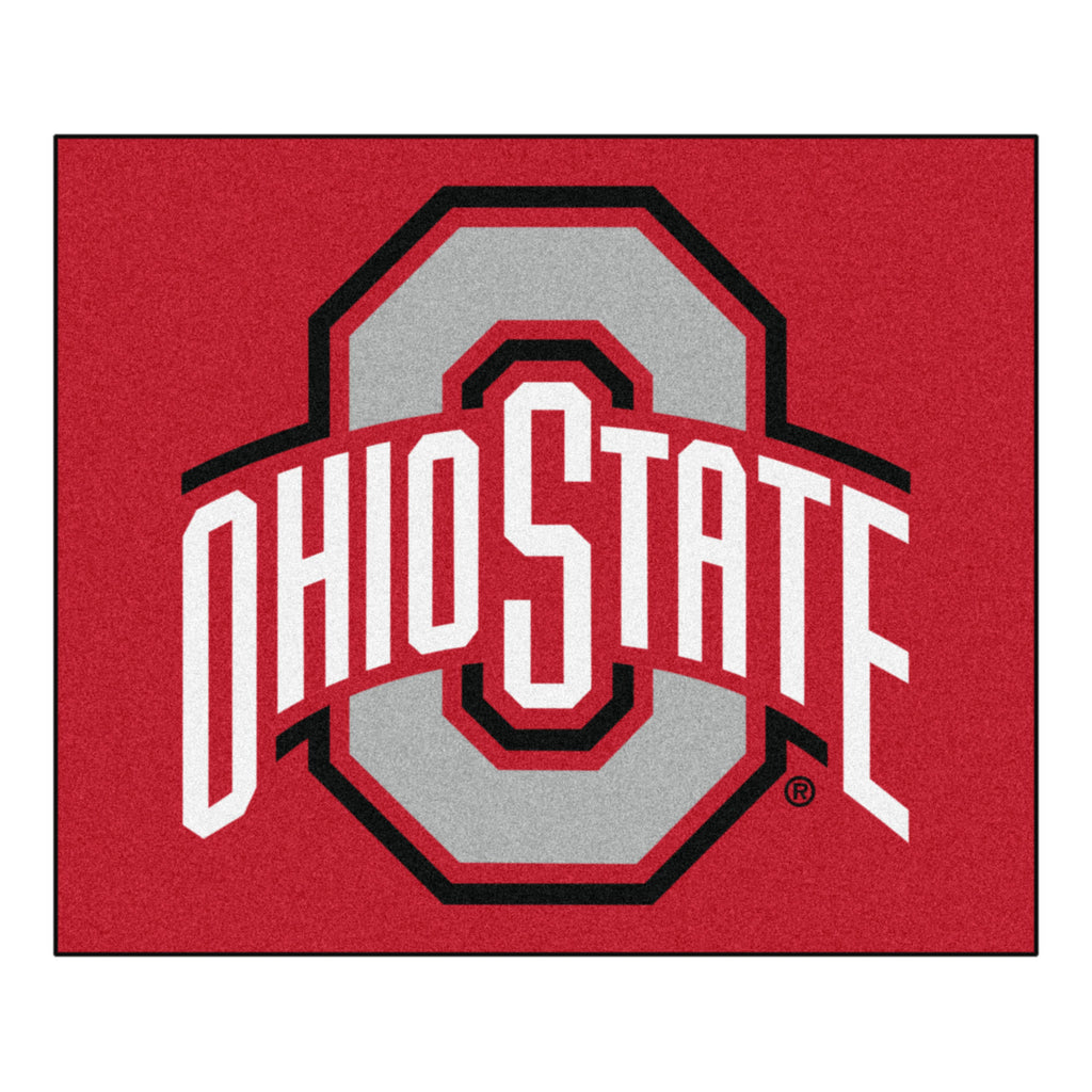 Ohio State Tailgater Rug 5'x6'
