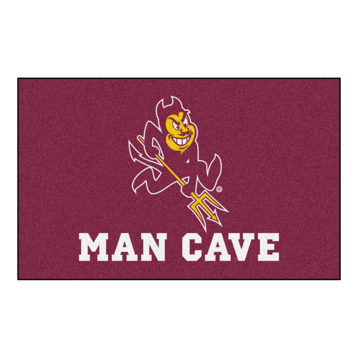 Arizona State Man Cave UltiMat 5'x8' Rug