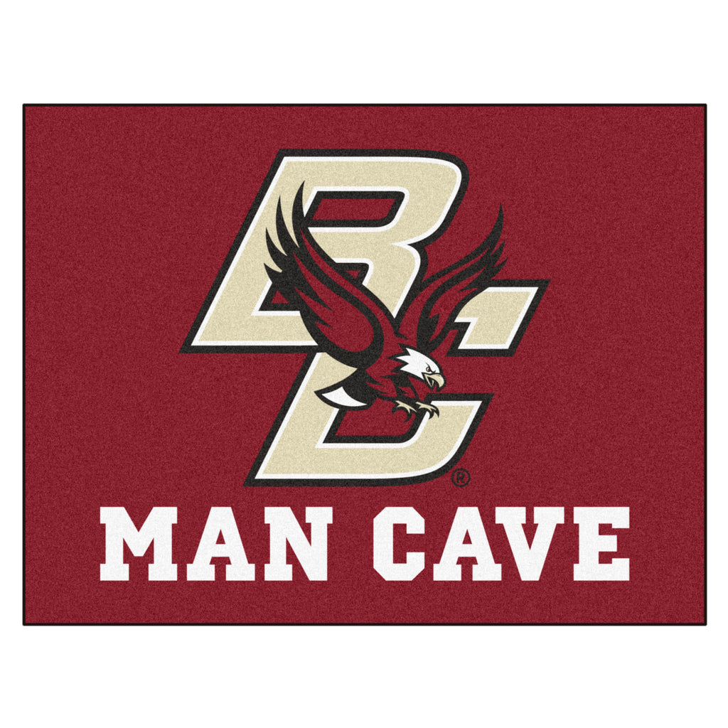 "Boston College Man Cave All-Star Mat 33.75""x42.5"""
