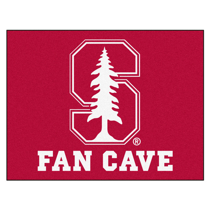 "Stanford Fan Cave All-Star Mat 33.75""x42.5"""