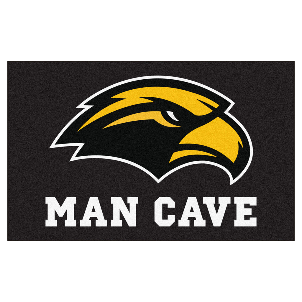 Southern Miss Man Cave UltiMat 5'x8' Rug
