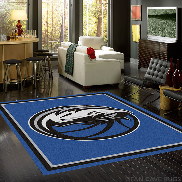 NBA - Dallas Mavericks Rug  8'x10' - Fan Cave Rugs