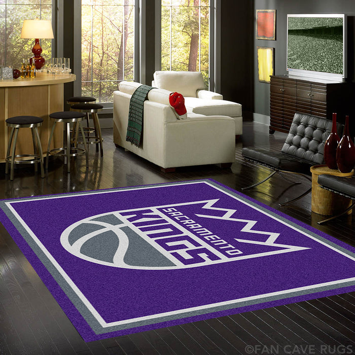 NBA - Sacramento Kings Rug  8'x10'