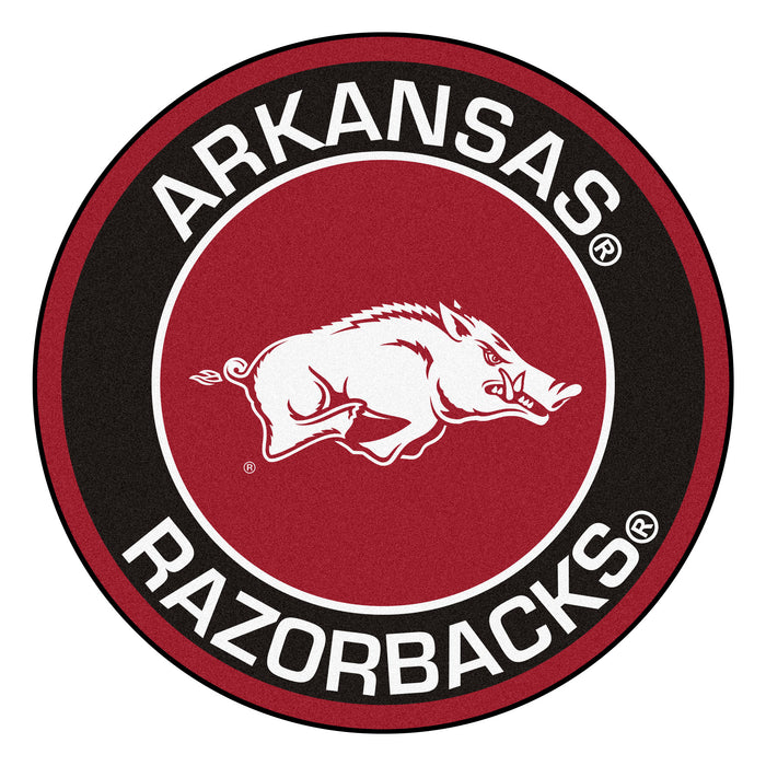 "Arkansas Roundel Mat 27"" diameter"