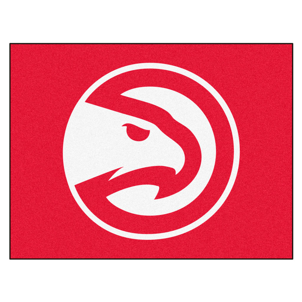 "NBA - Atlanta Hawks All-Star Mat 33.75""x42.5"""