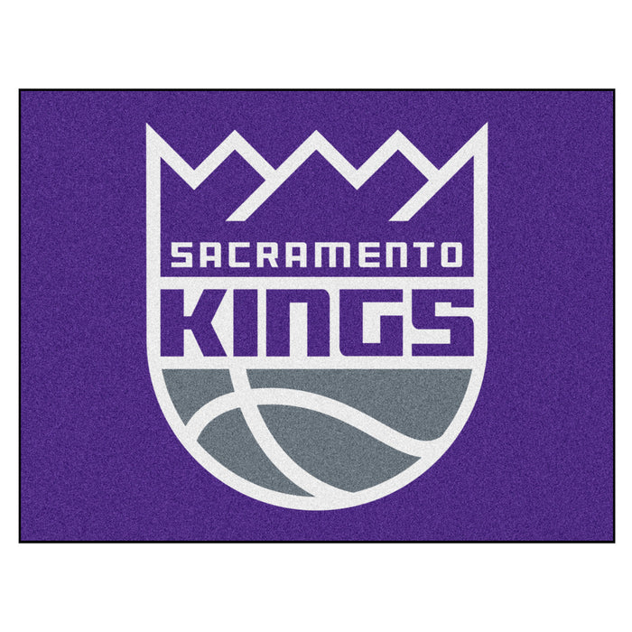 "NBA - Sacramento Kings All-Star Mat 33.75""x42.5"""