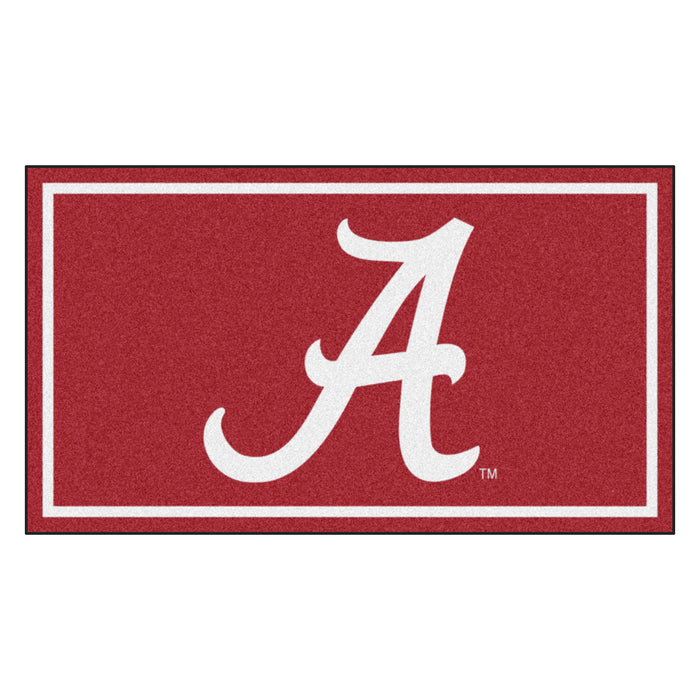 "University of Alabama 3x5 Rug 36""x 60"""