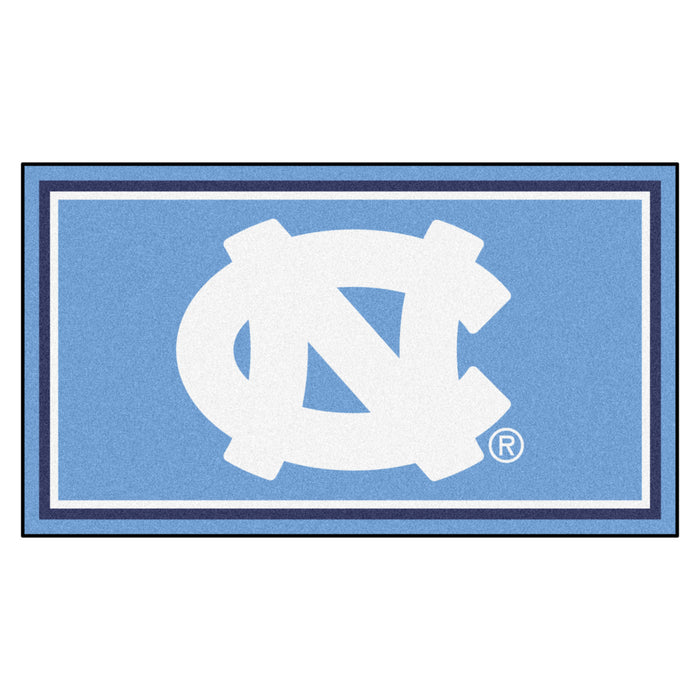 "University of North Carolina - Chapel Hill 3x5 Rug 36""x 60"""