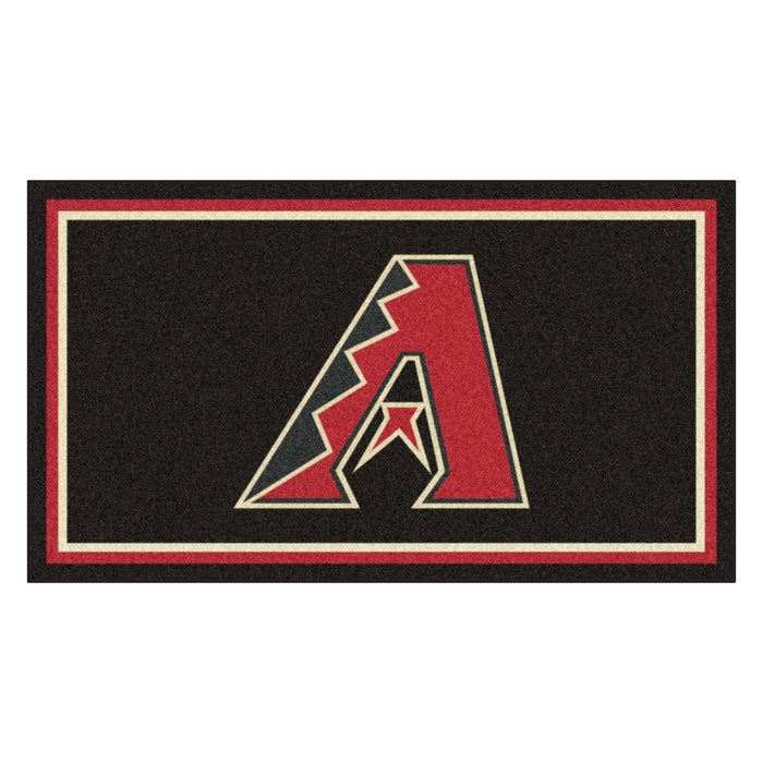 "MLB - Arizona Diamondbacks 3x5 Rug 36""x 60"""
