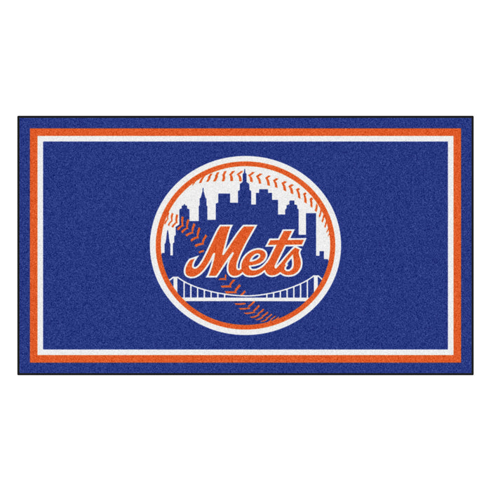"MLB - New York Mets 3x5 Rug 36""x 60"""