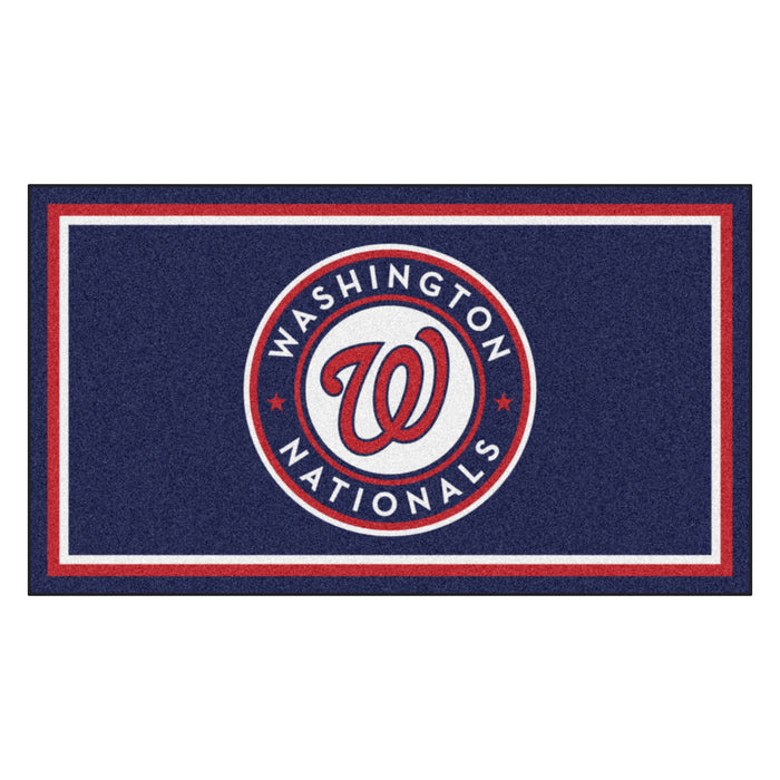"MLB - Washington Nationals 3x5 Rug 36""x 60"""