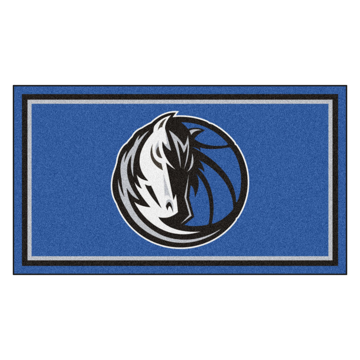 "NBA - Dallas Mavericks 3x5 Rug 36""x 60"""