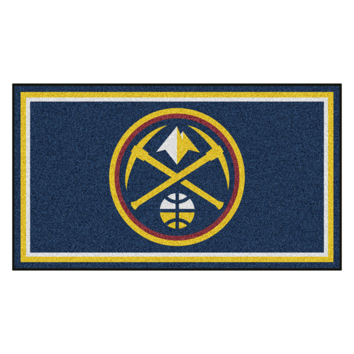 "NBA - Denver Nuggets 3x5 Rug 36""x 60"""