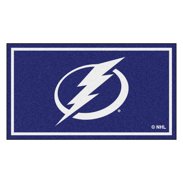 "NHL - Tampa Bay Lightning 3x5 Rug 36""x 60"""