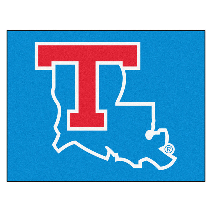 "Louisiana Tech All-Star Mat 33.75""x42.5"""