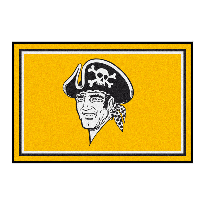 Retro Collection - 1977 Pittsburgh Pirates 4x6 Rug
