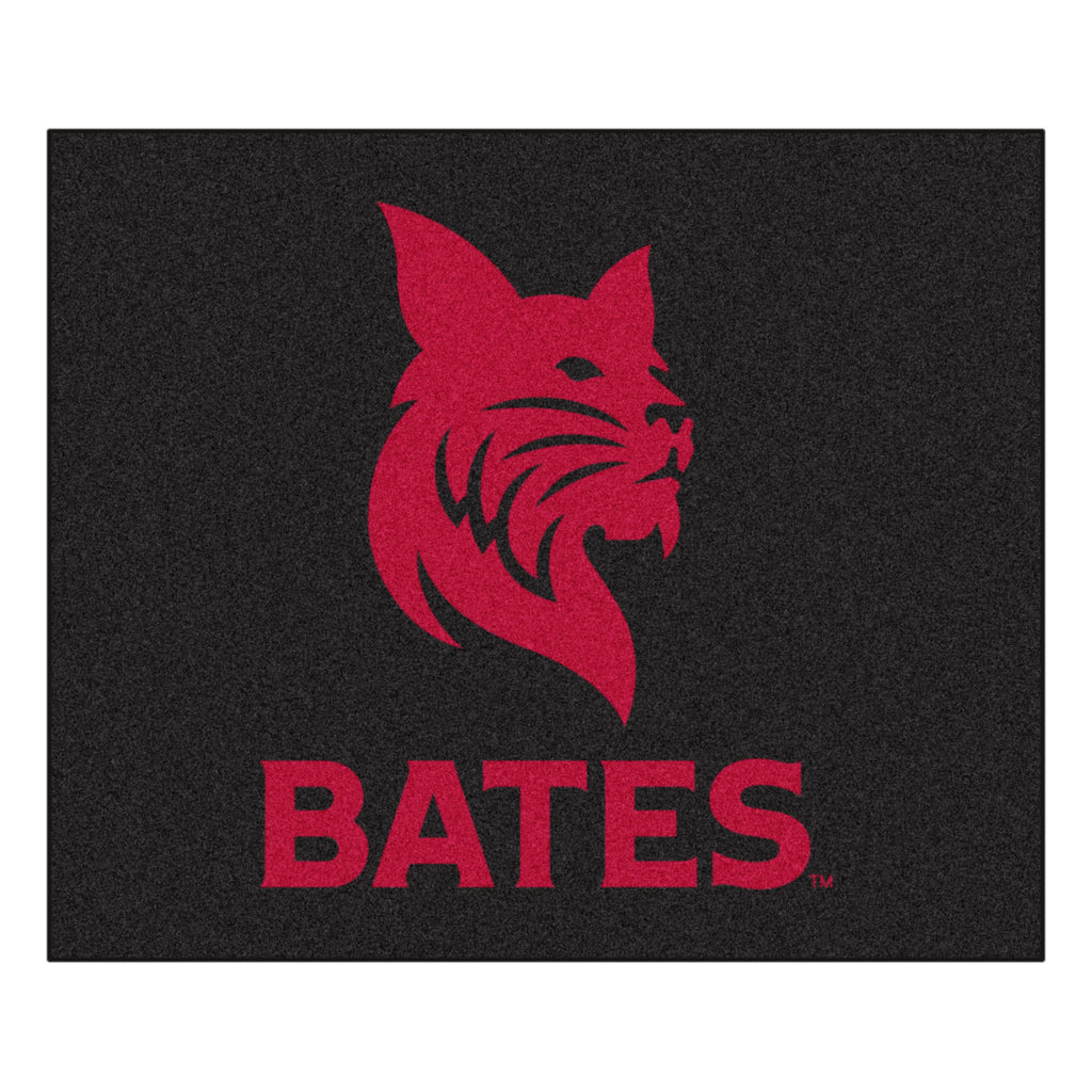 Bates College Tailgater Rug 5'x6'
