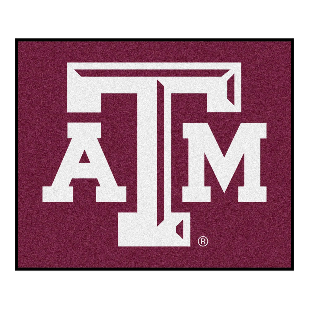Texas A&M Tailgater Rug 5'x6'