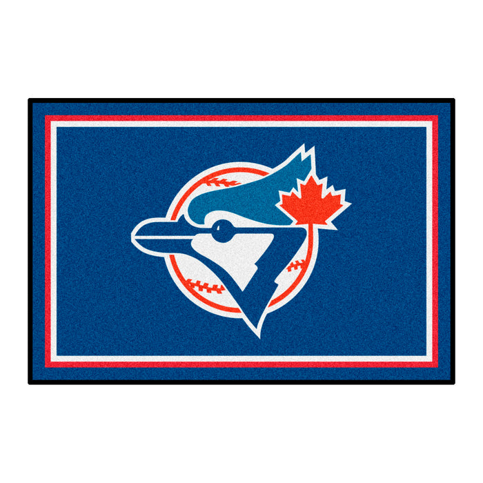 Retro Collection - 1993 Toronto Blue Jays 4x6 Rug