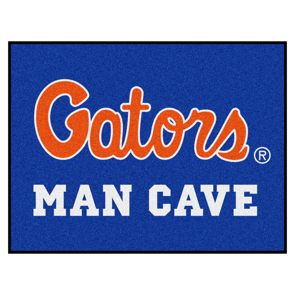 "Florida ""Gators"" Script Man Cave All-Star Mat 33.75""x42.5"""