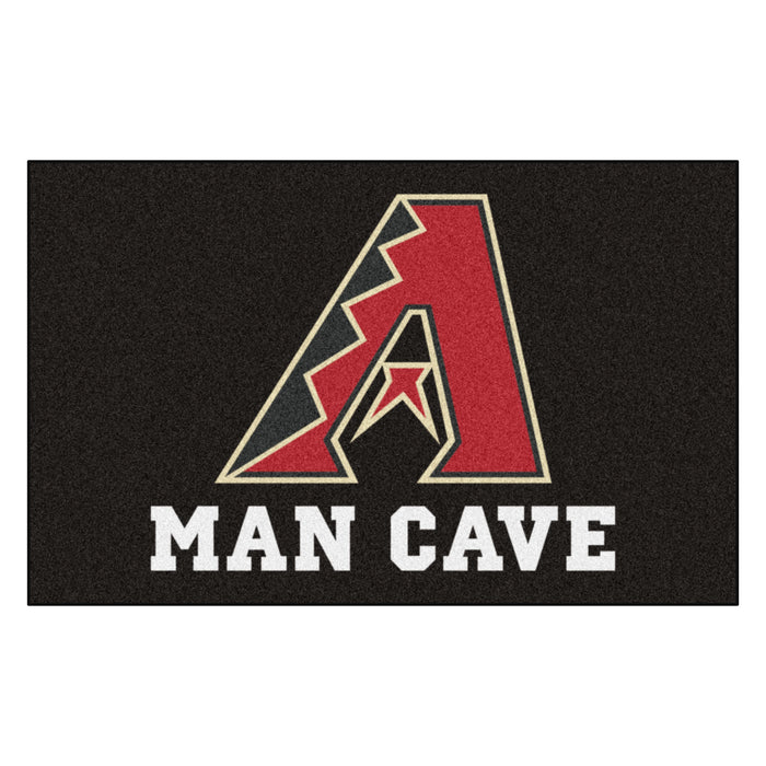MLB - Arizona Diamondbacks Man Cave UltiMat 5'x8' Rug - Fan Cave Rugs