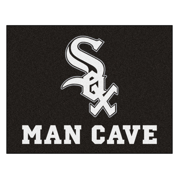 "MLB - Chicago White Sox Man Cave All-Star Mat 33.75""x42.5"""