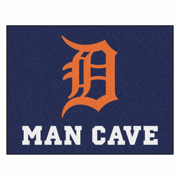 "MLB - Detroit Tigers Man Cave All-Star Mat 33.75""x42.5"""