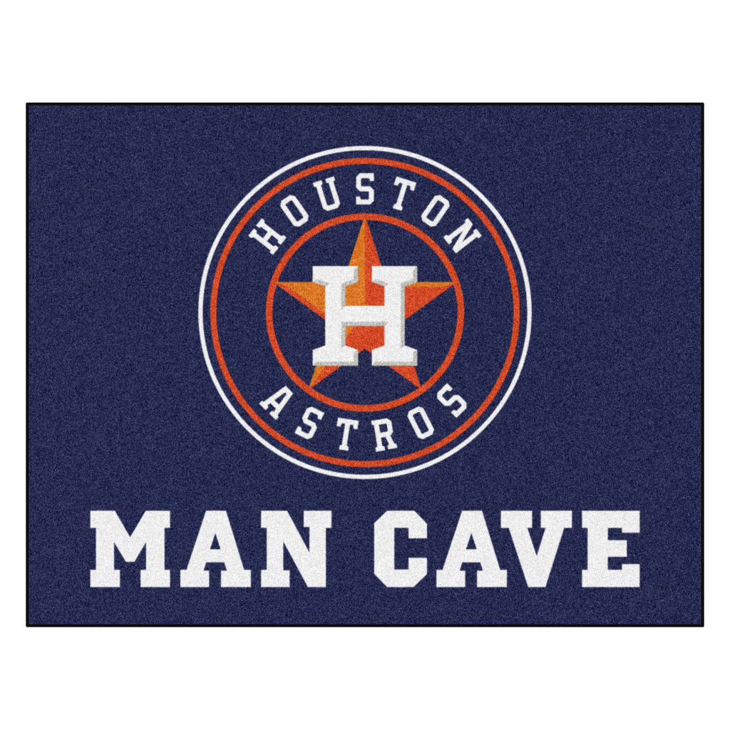 "MLB - Houston Astros Man Cave All-Star Mat 33.75""x42.5"""