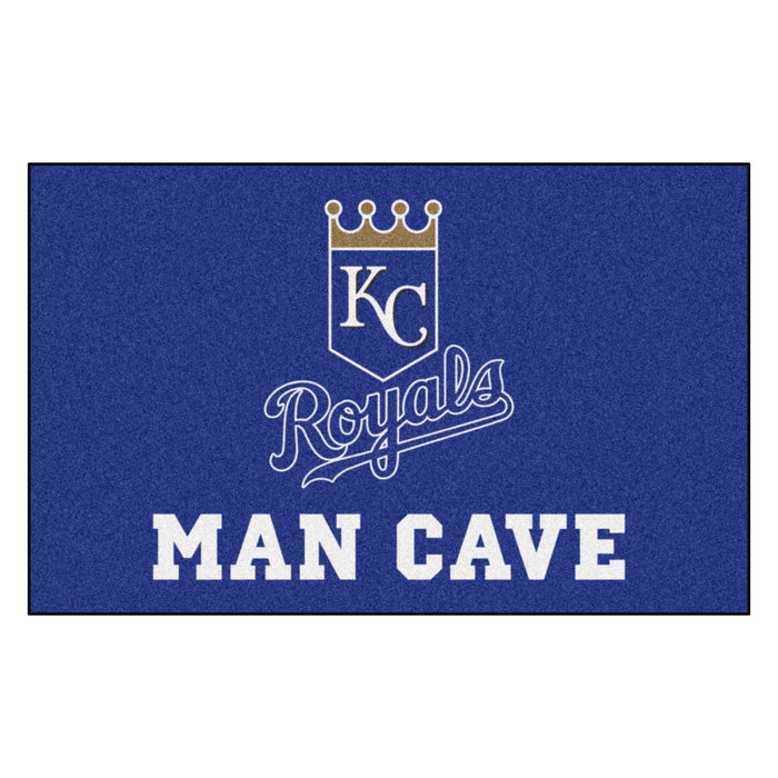 MLB - Kansas City Royals Man Cave UltiMat 5'x8' Rug