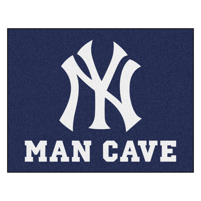 "MLB - New York Yankees Man Cave All-Star Mat 33.75""x42.5"""
