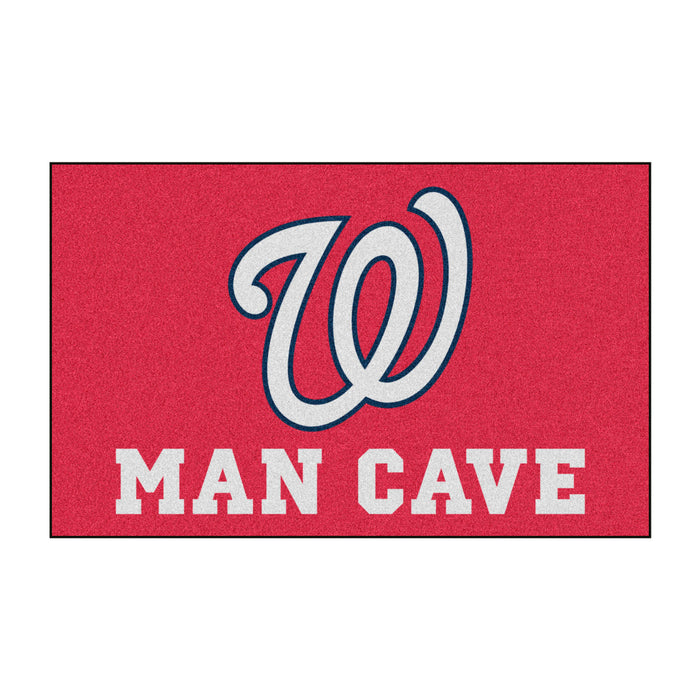 MLB - Washington Nationals Man Cave UltiMat 5'x8' Rug