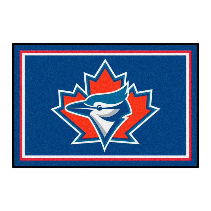 Retro Collection - 1997 Toronto Blue Jays 4x6 Rug
