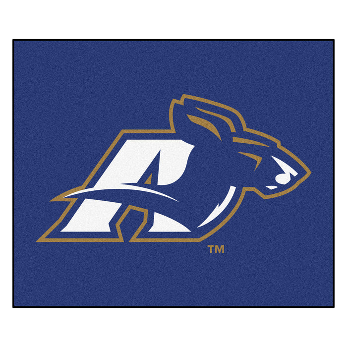 Akron Tailgater Rug 5'x6' - Fan Cave Rugs