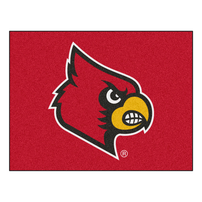 "Louisville All-Star Mat 33.75""x42.5"" - Fan Cave Rugs"